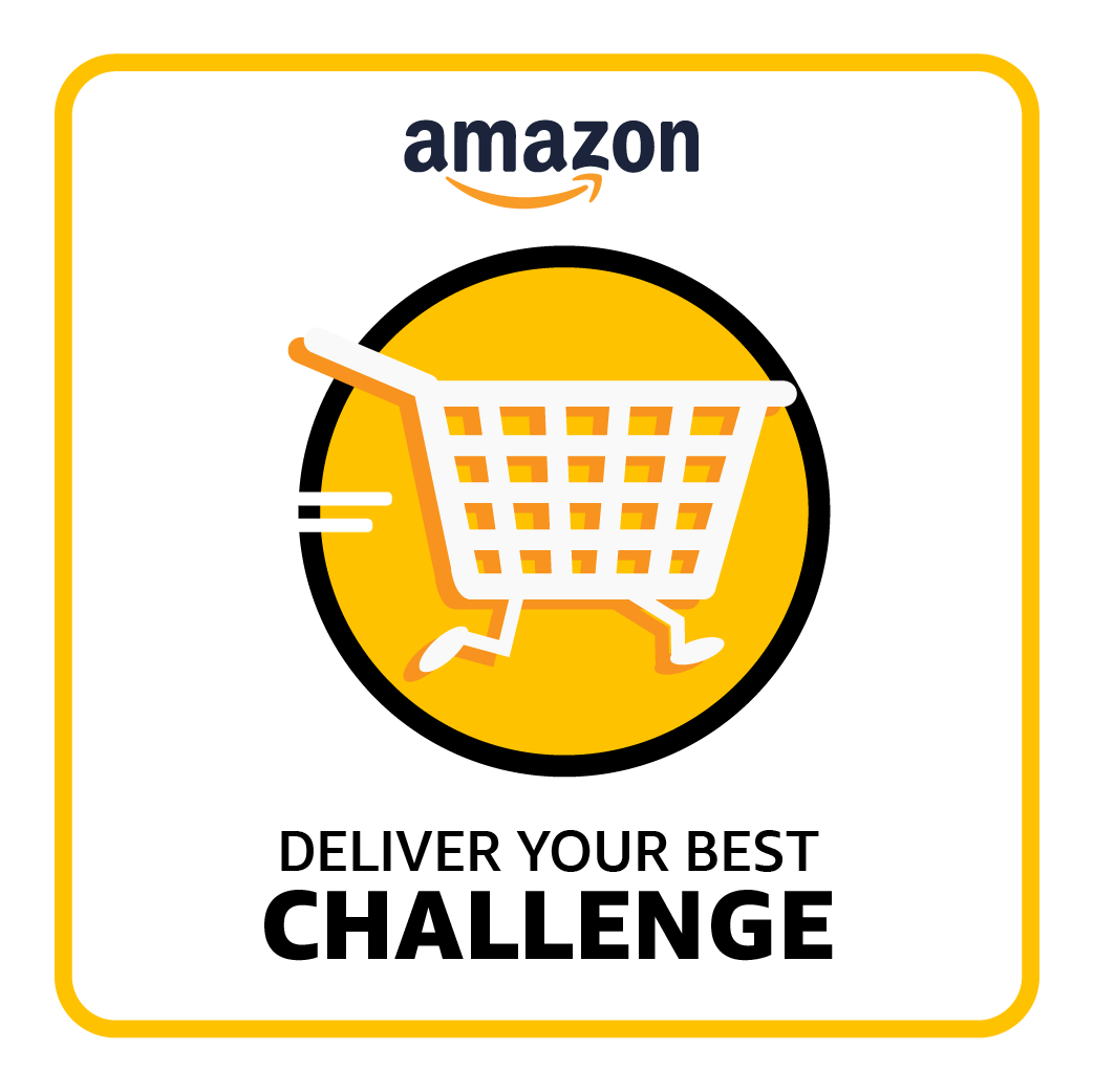 Amazon Deliver Your Best Challenge