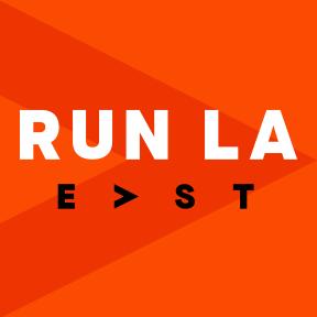 Run Los Angeles: East logo