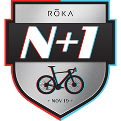 The ROKA N+1 Challenge logo