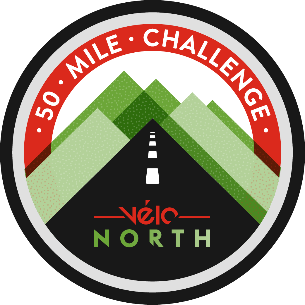 Vélo North 50 Mile Challenge