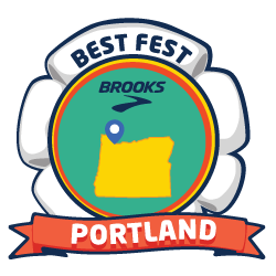 Brooks Best Fest Portland