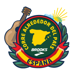 Brooks La Vuelta a España corriendo logo