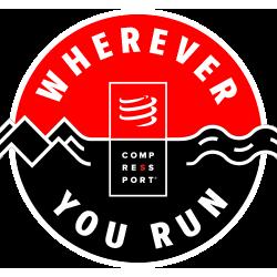 COMPRESSPORT® Wherever You Run logo