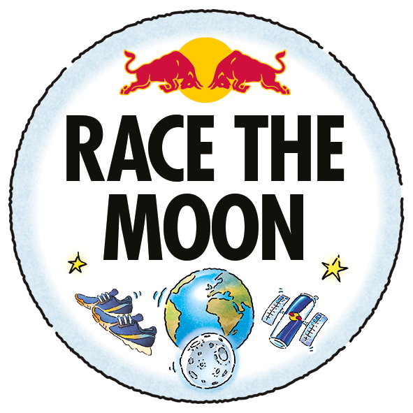 Red Bull Race The Moon