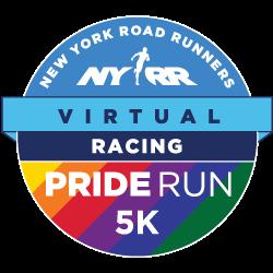 NYRR Virtual Pride Run 5k