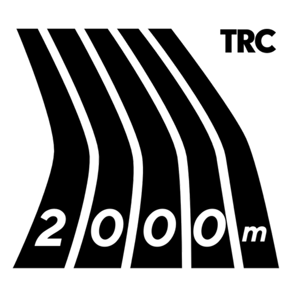 2000m by TRC logo