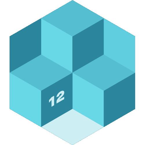 December Running Distance Challenge logo