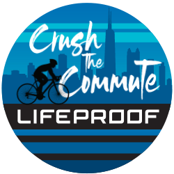 LifeProof Crush the Commute Challenge logo