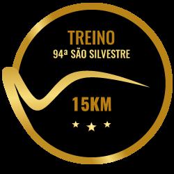 Treino – 94ª São Silvestre. logo