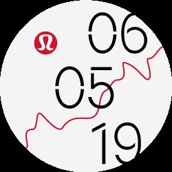 lululemon Global Running Day 5km logo