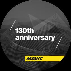 130th Anniversary Mavic Challenge logo