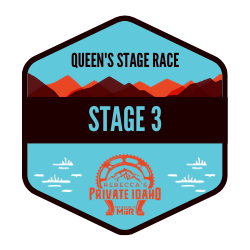 Rebecca's Private Idaho Queen's Stage Race 196M
