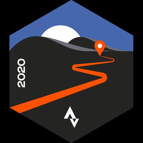 August Running Challenge logo