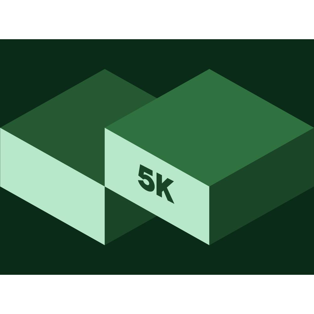 October 5K logo