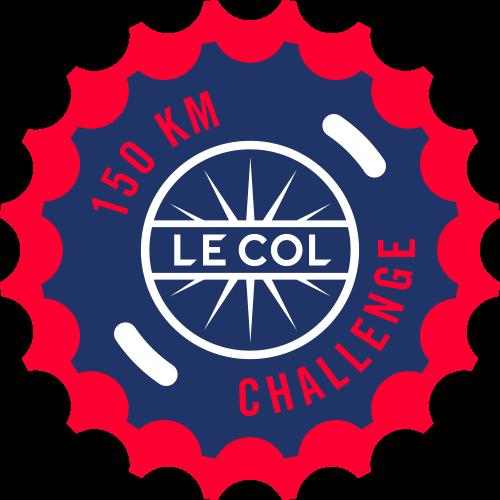 Le Col 150 Km Challenge logo