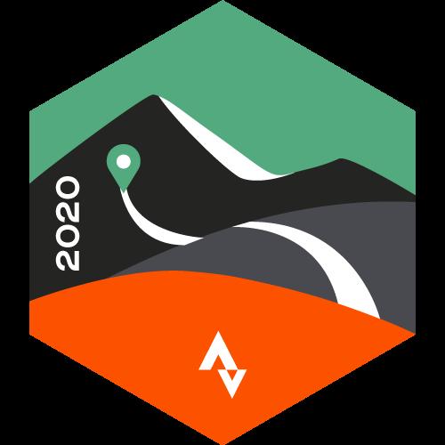 April Cycling Distance Challenge logo