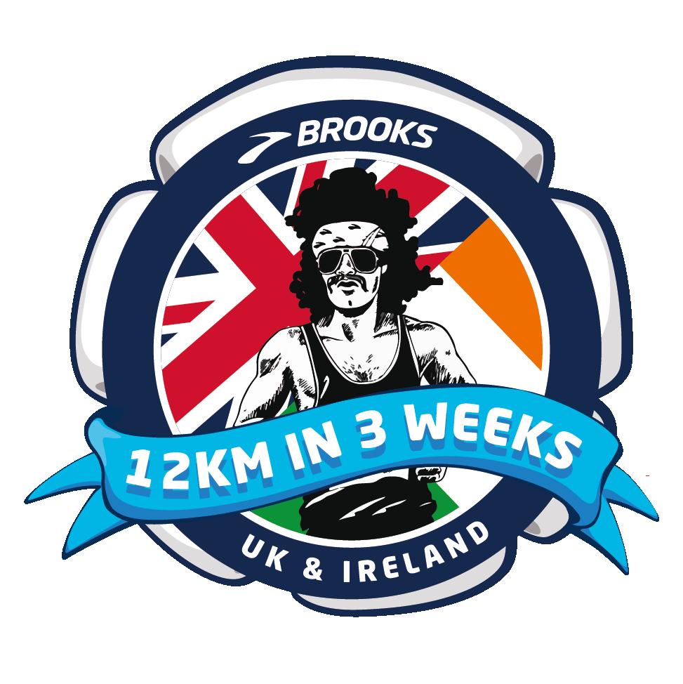 Brooks BestFestMiles logo