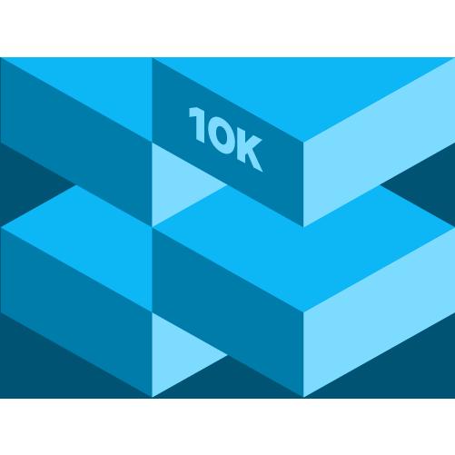 November 10k logo
