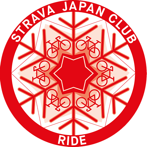 Strava Japan Club 12月のRIDEチャレンジ
