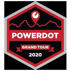 PowerDot Grand Tour logo