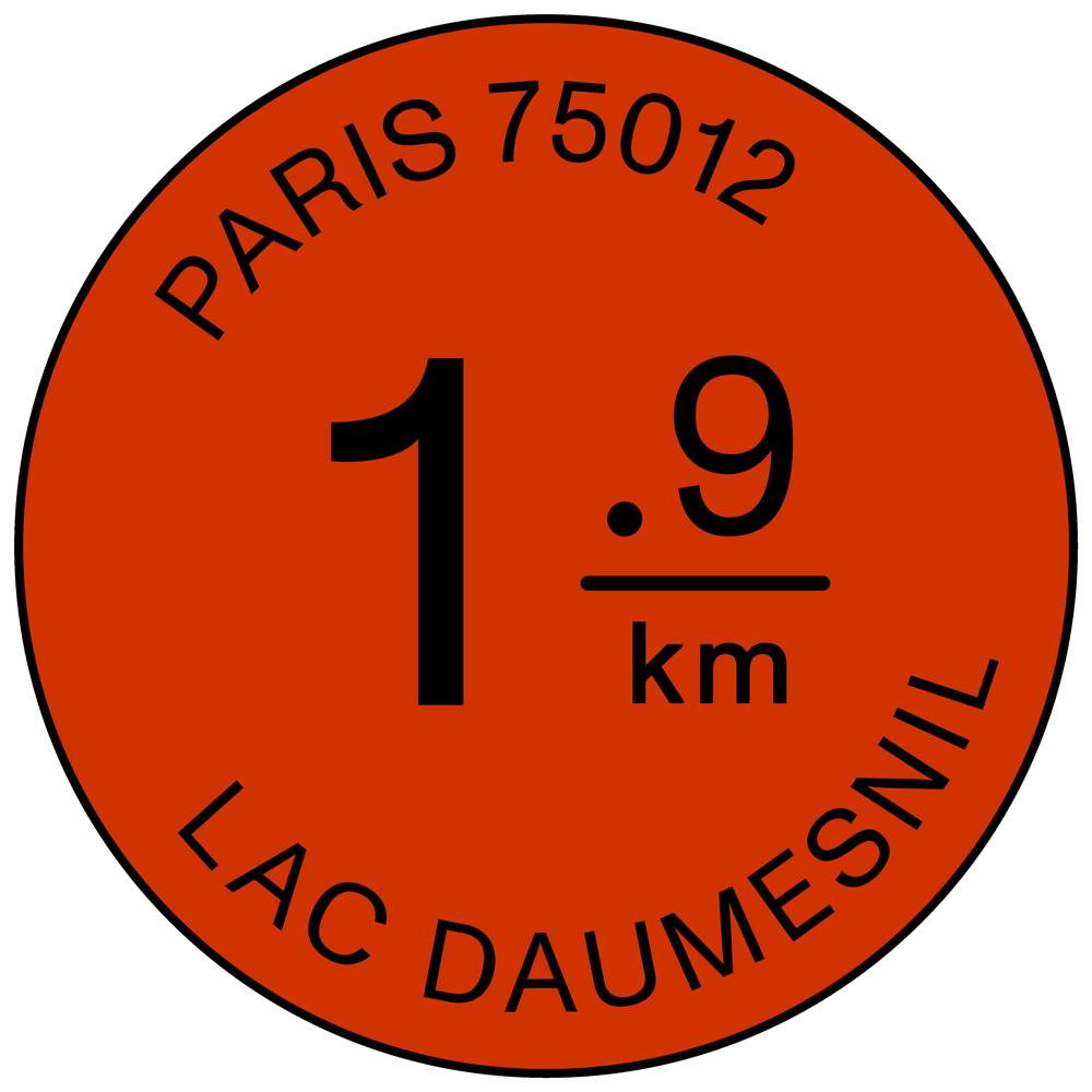 Lac Daumesnil, Paris • Segments Series