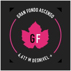 Gran Fondo Ascenso logo