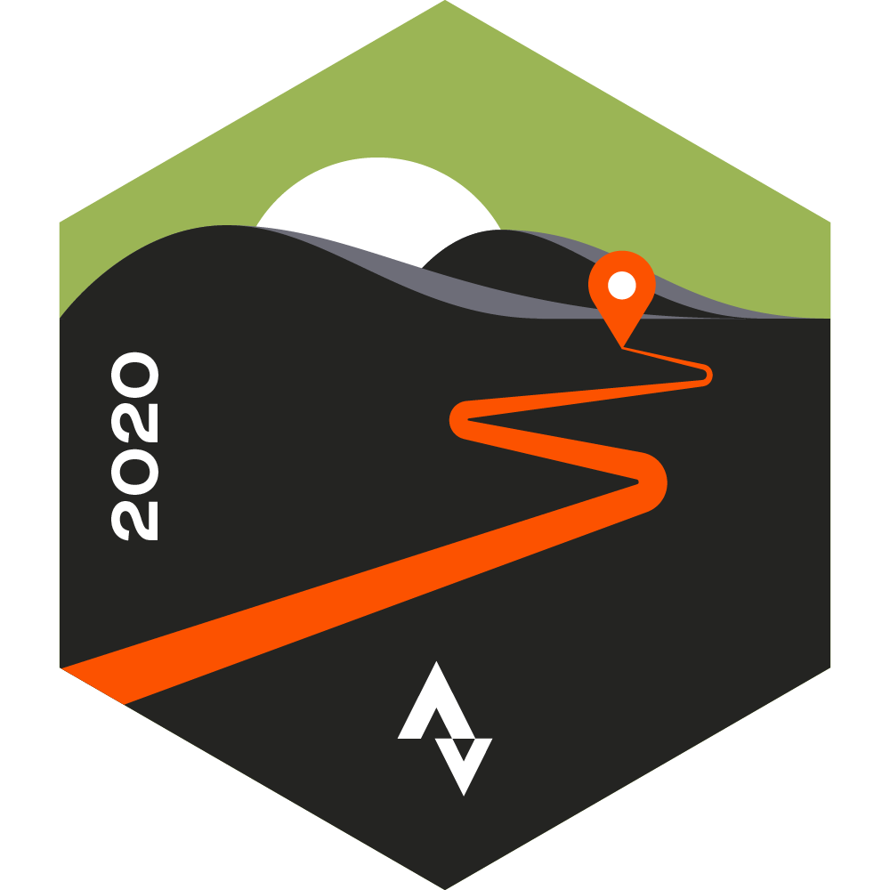 July Running Challenge logo