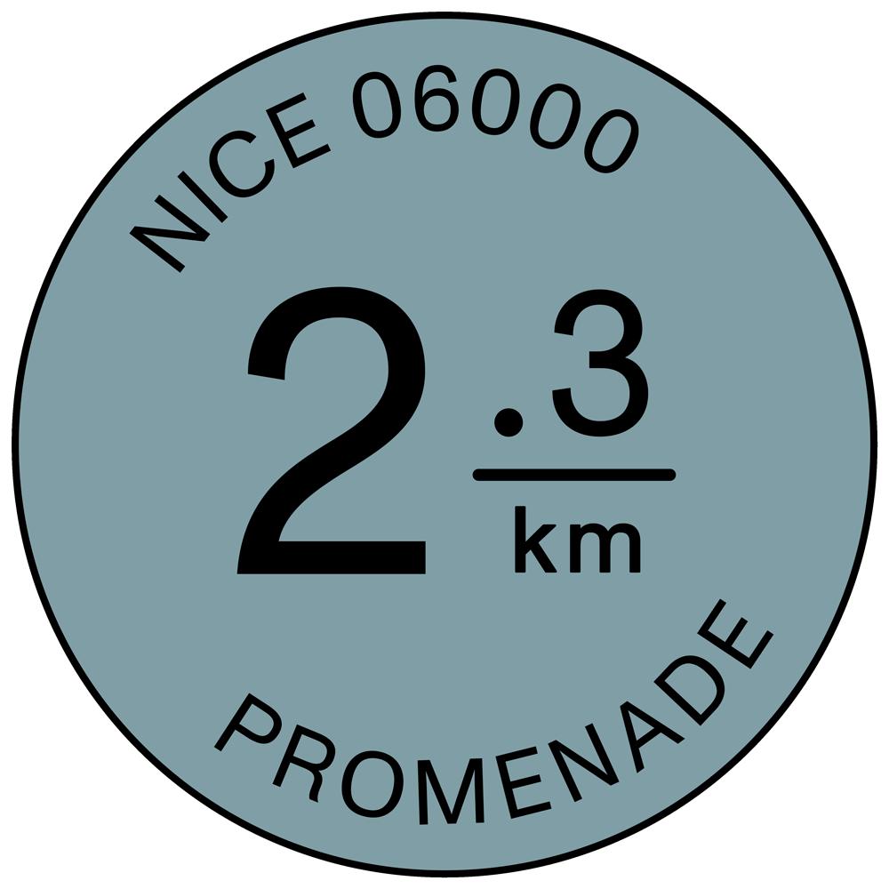 Promenade des Anglais, Nice • Segments Series