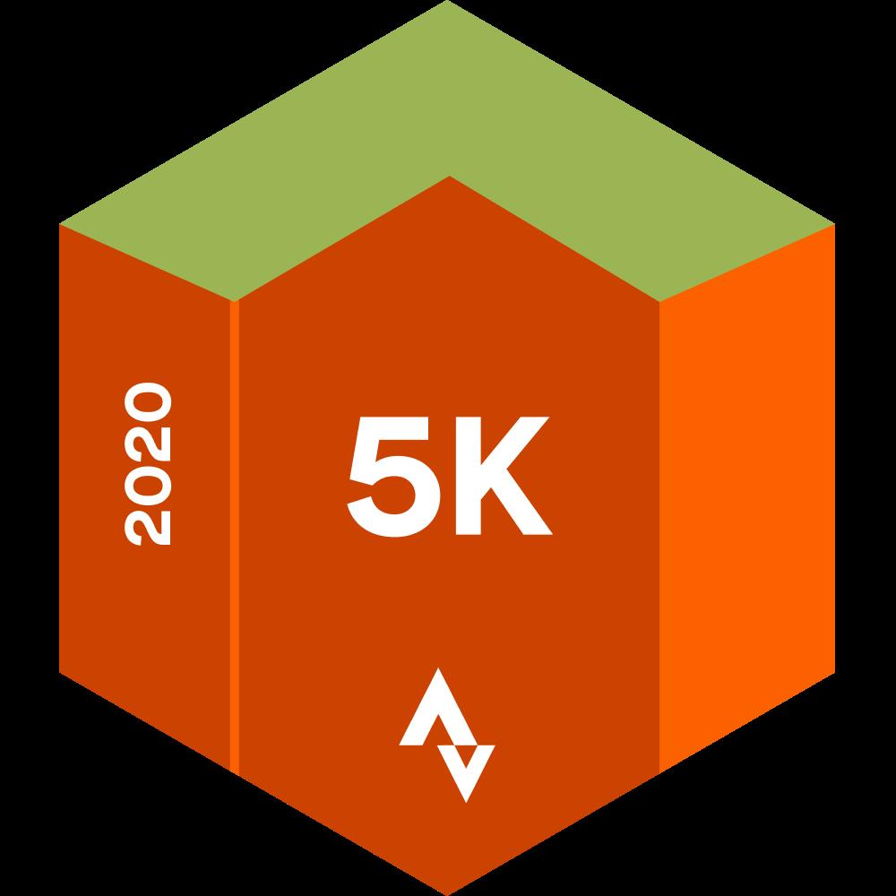 July 5K logo