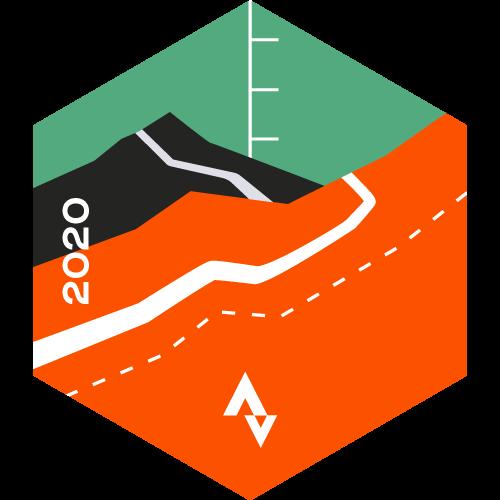 April Cycling Climbing Challenge logo