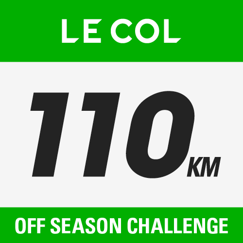 Le Col Off-Season Challenge