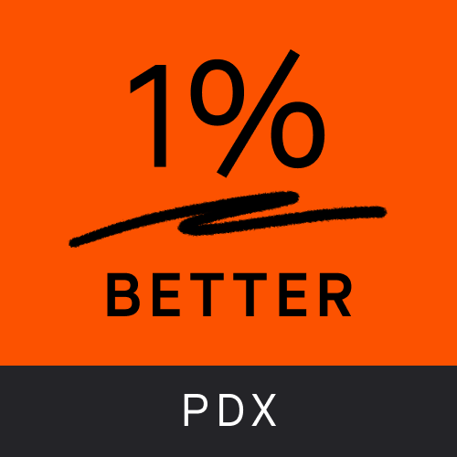 1% Better - Portland