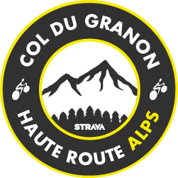 Haute Route Time Trial Challenge logo