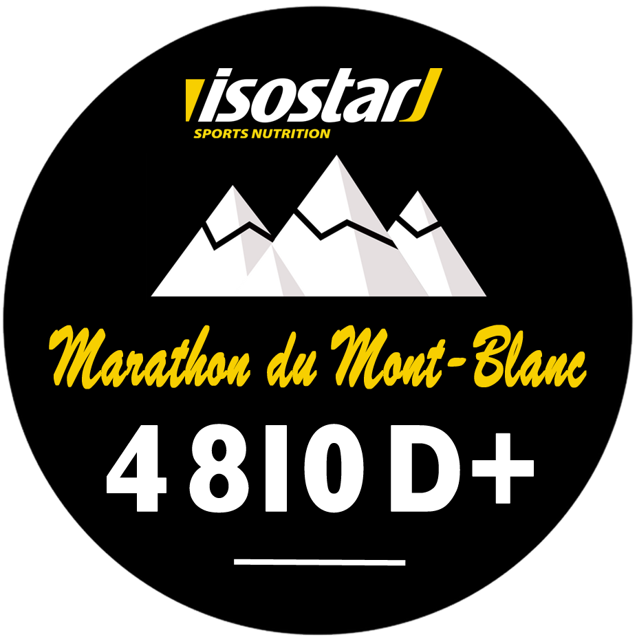 Isostar Mont-Blanc 4810mD+ logo
