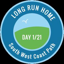 Long Run Home - Day 1