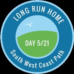 Long Run Home - Day 5