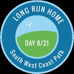 Long Run Home - Day 8 - South West Coast Path Climb