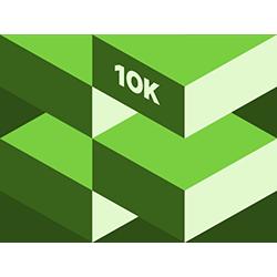 March 10K logo