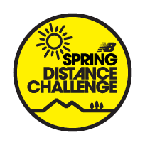New Balance Spring Distance Challenge
