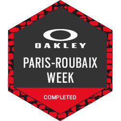 Paris-Roubaix Week de Oakley