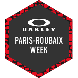 Oakley Paris-Roubaix Week logo