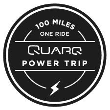 Quarq Power Trip logo