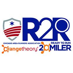 Orangetheory Fitness Ready to Run 20 Miler logo