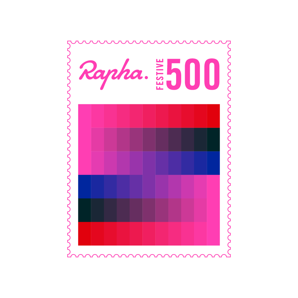 The Rapha #Festive500