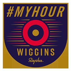 Rapha #MYHOUR Challenge logo