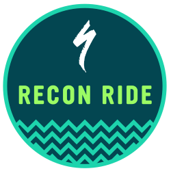 Specialized Recon Ride—La Course Edition logo
