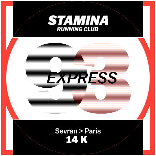 Stamina Express 93 - 14k