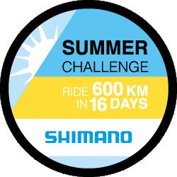 Shimano Summer Challenge logo