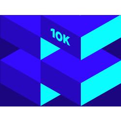 1월 10K
