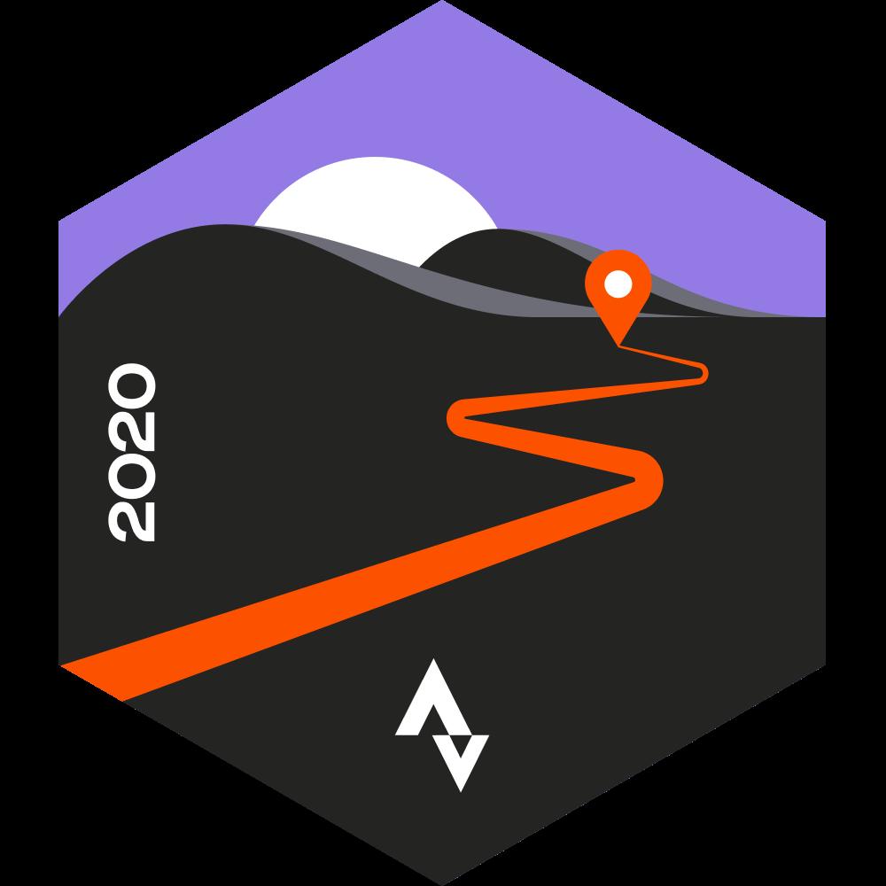 October Running Challenge logo